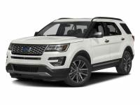 2016 Ford Explorer Platinum - Ford dealer in Amarillo TX – Used Ford dealership serving Dumas Lubbock Plainview Pampa TX