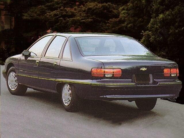 Photo Used 1992 Chevrolet Caprice Classic in Ardmore, OK
