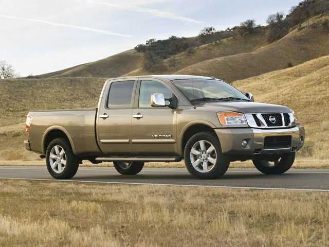 Photo 2008 Nissan TITAN - Nissan dealer in Amarillo TX  Used Nissan dealership serving Dumas Lubbock Plainview Pampa TX