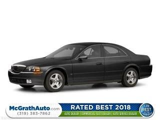 Photo 2002 Lincoln LS V8 Sedan