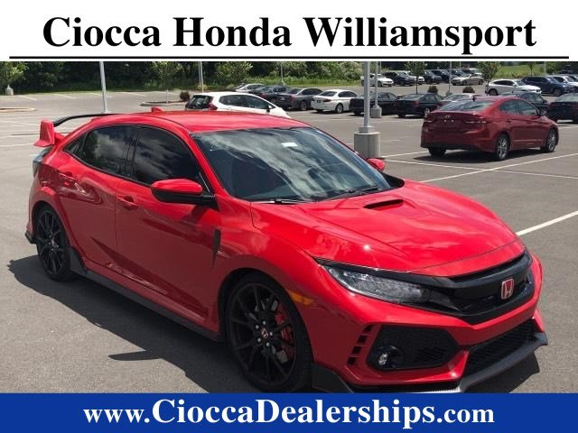 Photo Used 2018 Honda Civic Type R Touring For Sale in Allentown, PA