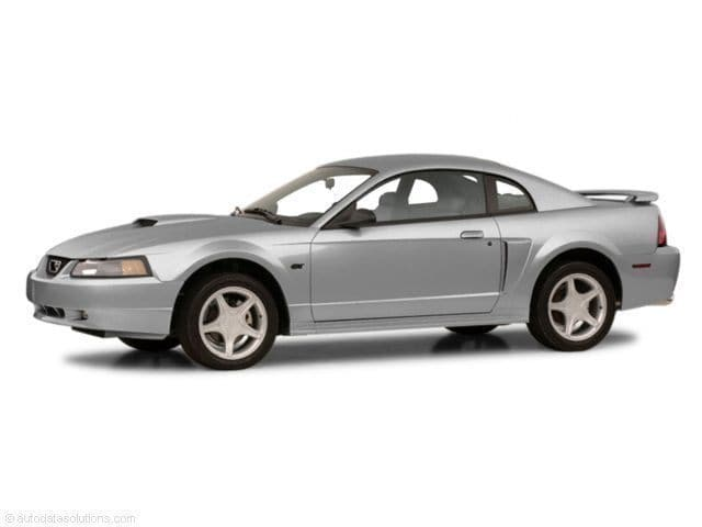 Photo Used 2001 Ford Mustang SVT Cobra Coupe 8 For Sale in Folsom