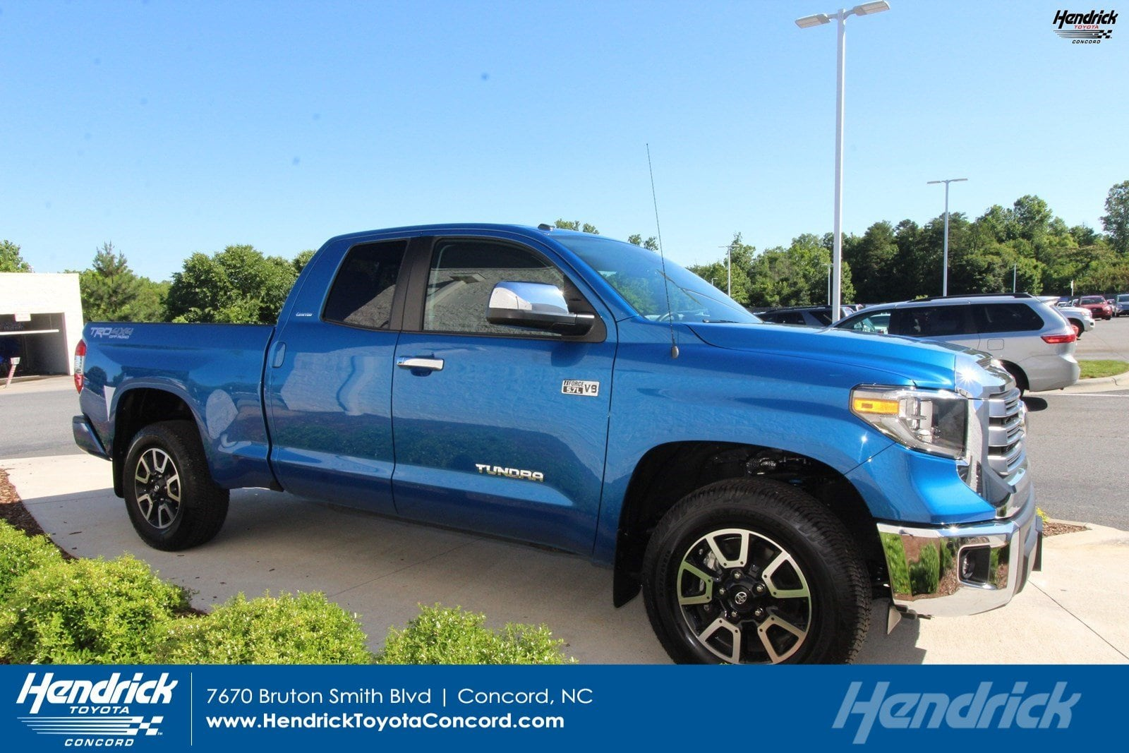 Photo 2018 Toyota Tundra 4WD Limited Pickup in Franklin, TN