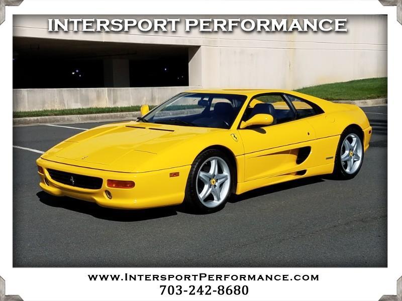 Photo 1995 Ferrari F355 Berlinetta