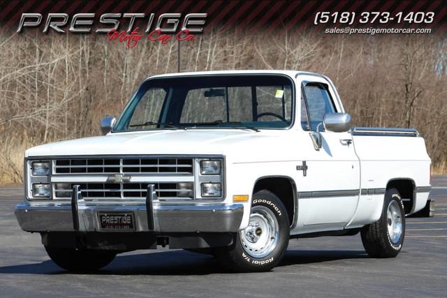 Photo 1986 Chevrolet C-10 Silverado Pickup