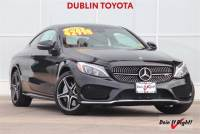 Used 2017 Mercedes-Benz C-Class C 43 AMG® Coupe in Dublin, CA