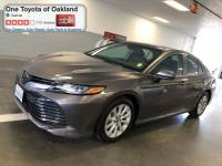 Pre-Owned 2018 Toyota Camry LE Sedan in Oakland, CA