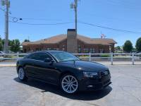 Used 2016 Audi A5 For Sale at Huber Automotive | VIN: WAUM2AFR8GA026371
