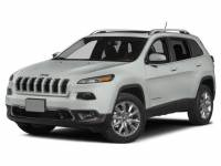 2015 Jeep Cherokee Limited SUV in Spartanburg