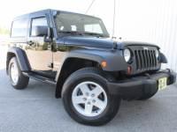 2011 Jeep Wrangler Sport 4WD