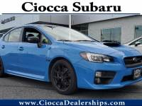 Used 2016 Subaru WRX Series.HyperBlue For Sale in Allentown, PA
