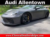 Used 2018 Porsche 911 GT3 For Sale in Allentown, PA