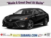 Used 2018 Toyota Camry SE Available in Sacramento CA