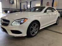 Certified Pre-Owned 2016 Mercedes-Benz CLS 400 4MATIC Coupe in Columbus, GA