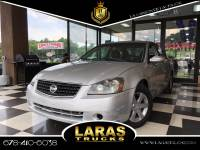 2002 Nissan Altima 4dr Sdn S Manual