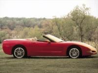 2000 Chevrolet Corvette Base Convertible Rear-wheel Drive serving Oakland, CA