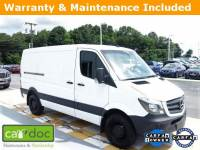 Used 2016 Mercedes-Benz Sprinter Cargo Vans Worker Cargo 144 WB Full-size Cargo Van For Sale in Johnson City near Kingsport, Bristol & Blountville | Tri-Cities Nissan