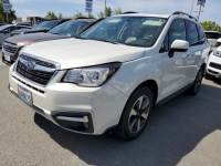 Certified Pre-Owned 2018 Subaru Forester 2.5i Premium for Sale in Fremont near Oakland