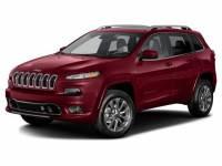 2016 Jeep Cherokee Overland 4x4 SUV in Fulton, NY