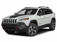 2015 Jeep Cherokee Trailhawk 4x4 SUV in Fulton, NY