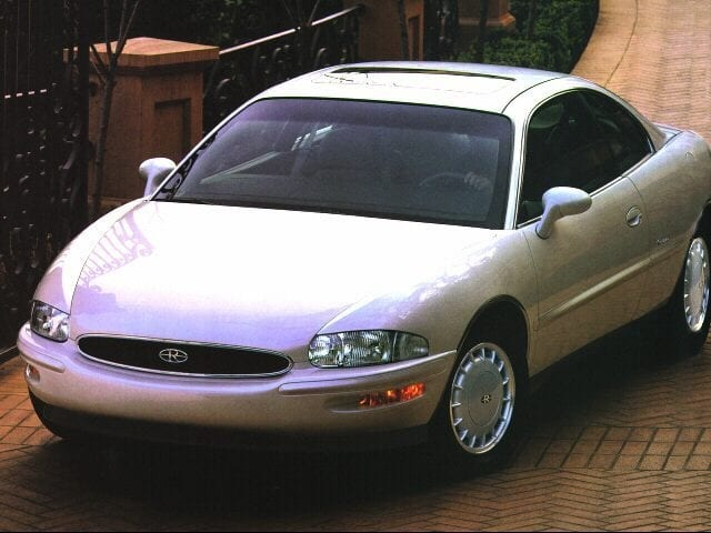 Photo 1997 Buick Riviera CP Coupe