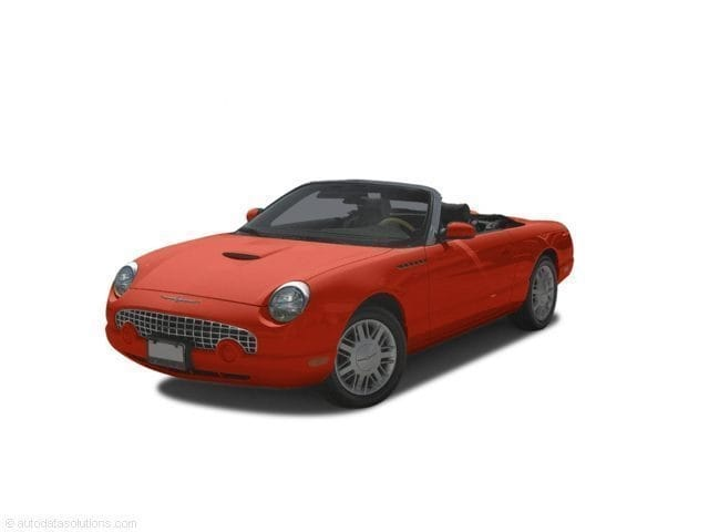 Photo Used 2002 Ford Thunderbird Convertible For Sale Leesburg, FL