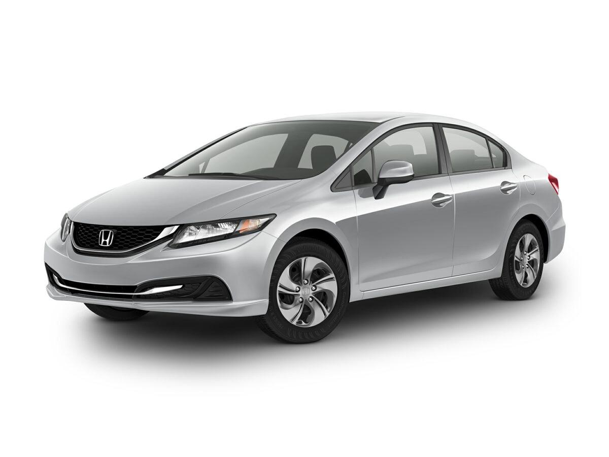 Photo Used 2014 Honda Civic LX For Sale Boardman, Ohio