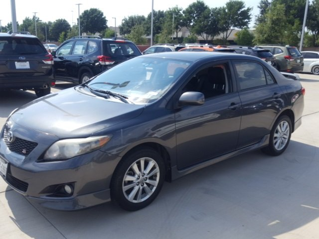 Photo Used 2010 Toyota Corolla S For Sale Grapevine, TX