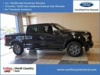 2016 Ford F-150 4WD Supercrew 145 XLT Truck SuperCrew Cab 8 Cyl.
