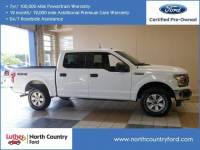 2018 Ford F-150 XLT 4WD Supercrew 5.5 Box Truck SuperCrew Cab 8 Cyl.