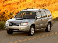 Used 2008 Subaru Forester in Pittsfield MA