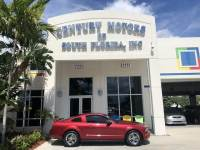 2005 Ford Mustang Deluxe Leather Seats Sunroof SHAKER 500 Stereo CD Changer