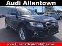 Used 2017 Audi Q5 2.0T Premium Plus For Sale in Allentown, PA