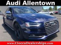 Used 2014 Audi S4 3.0T For Sale in Allentown, PA