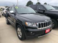 Used 2012 Jeep Grand Cherokee Limited SUV for Sale in Waterloo IA