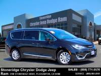 Used 2018 Chrysler Pacifica Touring L Plus Van For Sale in Dublin CA