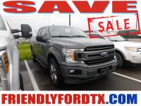 Used 2018 Ford F-150 XLT Truck EcoBoost V6 GTDi DOHC 24V Twin Turbocharged for Sale in Crosby near Houston