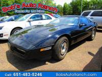 1984 Chevrolet Corvette Coupe