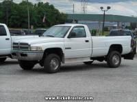 1998 Dodge Ram 2500 Reg. Cab 8-ft. Bed 4WD