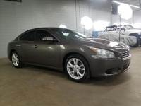 Pre Owned 2012 Nissan Maxima 4dr Sdn V6 CVT 3.5 S