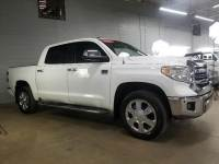 Pre Owned 2017 Toyota Tundra 4WD 4WD 1794 Edition CrewMax 5.5' Bed 5.7L FFV (Natl)