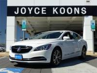 Used 2017 Buick LaCrosse Premium Sedan for sale in Manassas VA