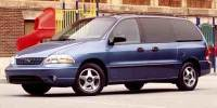 Pre Owned 2002 Ford Windstar Wagon 4dr LTD w/500A VIN2FMDA58452BA91590 Stock NumberL1063401