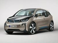 Pre-Owned 2014 BMW i3 w/ Range Extender in Greensboro NC