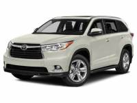 Used 2015 Toyota Highlander XLE V6 SUV All-wheel Drive in Chicago