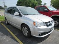 Used 2011 Dodge Grand Caravan Crew Minivan/Van for Sale in Waterloo IA