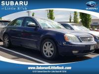 2005 Ford Five Hundred Limited in Little Rock