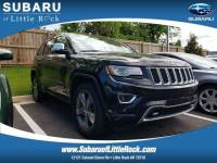 2014 Jeep Grand Cherokee Overland in Little Rock