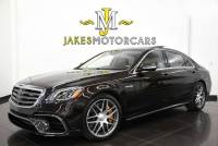 2018 Mercedes-Benz S-Class S63 AMG~$197,595 MSRP~EXEC SEAT PACKAGE~AMG CERAMIC BRAKES
