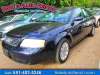 2006 Audi A6 4.2 with Tiptronic